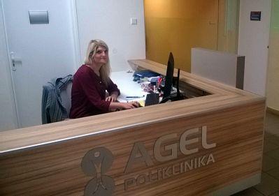 Nová recepce na POLIKLINICE AGEL v Nymburku zajistí vyšší komfort pacientů