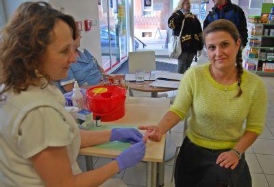 Ostravská Poliklinika AGEL si posvítí na cukrovku