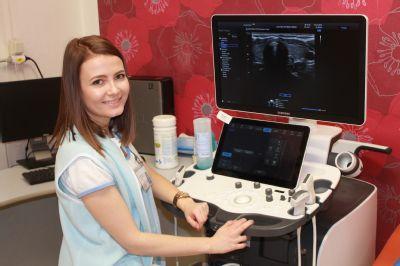POLIKLINIKA AGEL Ostrava vyšetřuje pacienty novým ultrazvukem